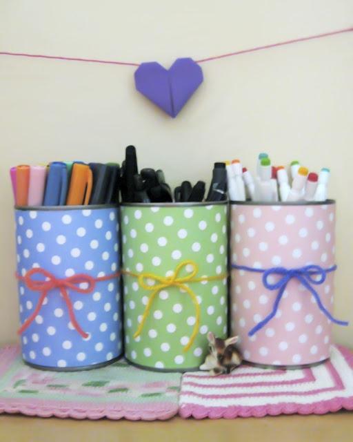 diy office supplies. adorable office supplies organization method diy