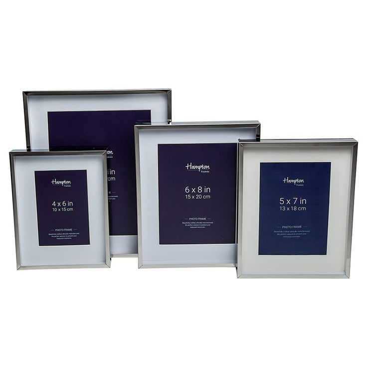 Flair Picture Frames | Buy Silver & Metallic Photo Frames Online | Frames for Photos