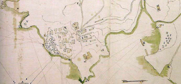Articoli correlati: Antiche mappe della Toscana Antiche mappe della Versilia Firenze nelle antiche mappe Antiche mappe di Livorno e dintorni