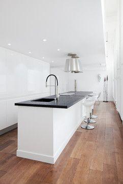 high gloss kitchen cabinets no hardware
