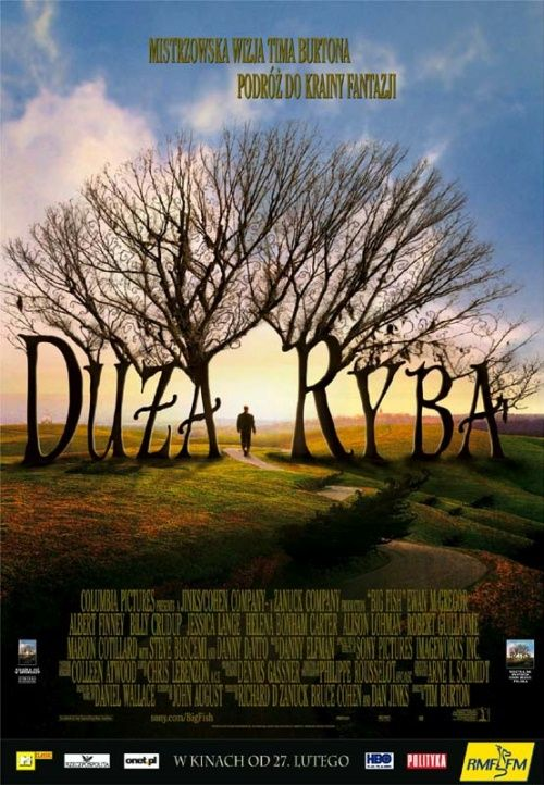 Big Fish / Duża ryba (2003)