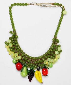Fashion Fruit Trend- Fruit Accessories And Clothes
