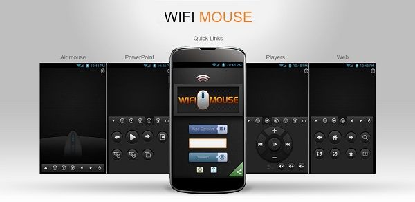 Download WiFi Mouse Pro 3.2.5 Apk