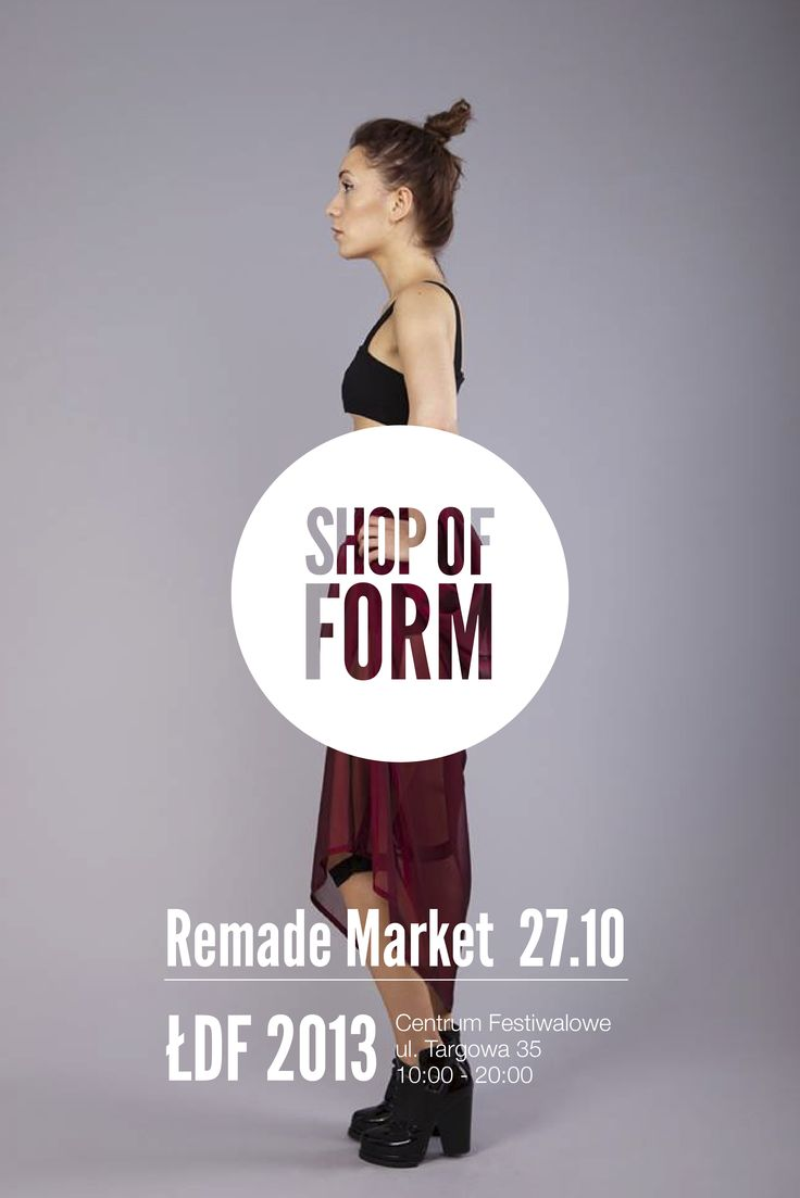 #shopofform #Lodz #festival #young #polish #designers #Poland #2013 #Remade market  photo by Marta Jagielska