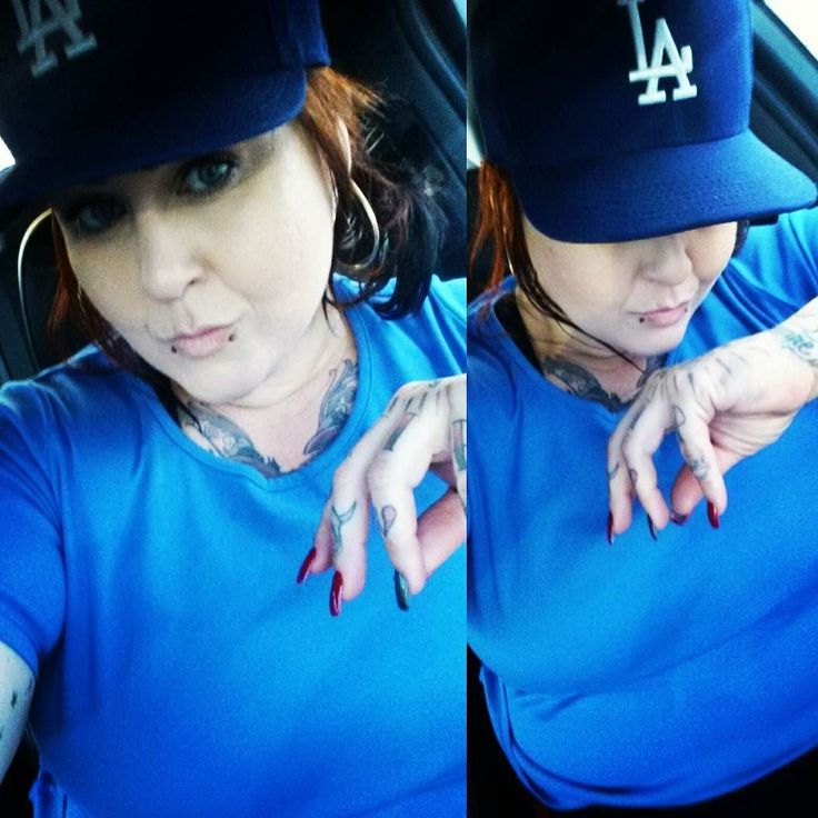 THINK BLUE: #winning dodgers vs Angels by hair_is_my_hustle