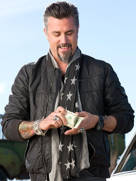 richard rawlings | richard rawlings | This season goes into overdrive when Richard sees ...