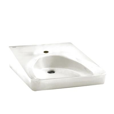 About $380 at Home Depot. Why are wheelchair accessible designed sinks so ugly?