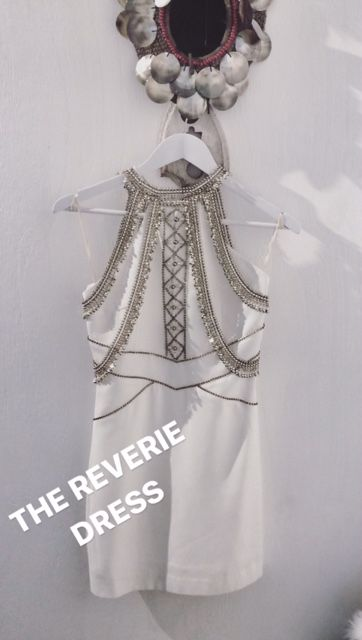 Our beautiful Reverie Dress with the Monarch Over piece  //  IXIAH  //