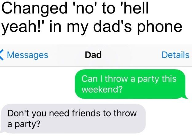 This prank gone wrong: | 23 Things Anybody Who Identifies As A Total Fucking Loser Will Understand