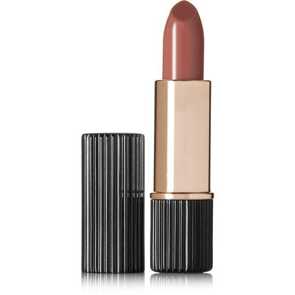 Victoria Beckham Estée Lauder Lipstick - Brazilian Nude found on Polyvore featuring beauty products, makeup, lip makeup, lipstick, beauty, beige, estée lauder and estee lauder lipstick
