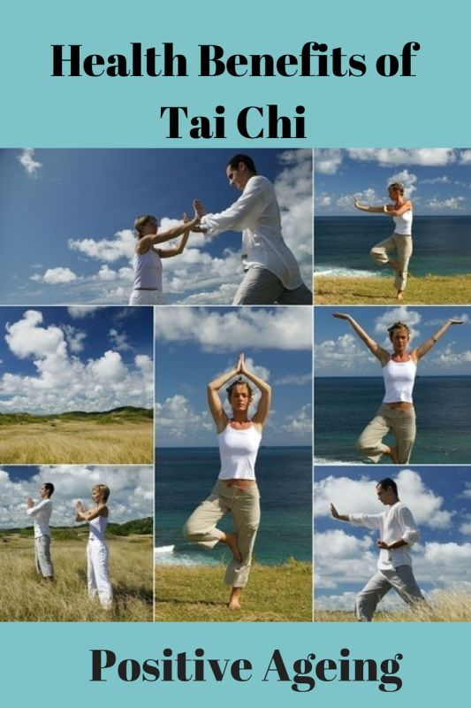 Health Benefits of Tai Chi for Positive Ageing | Fabafterfifty.co.uk