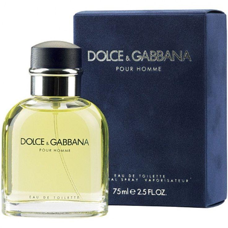 perfume dolce e gabbana masculino Pour Homme
