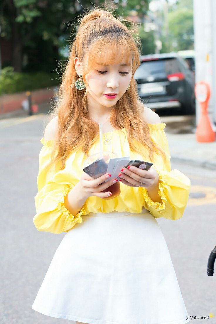 [170630] Chaekyung @ DongATV Beautique