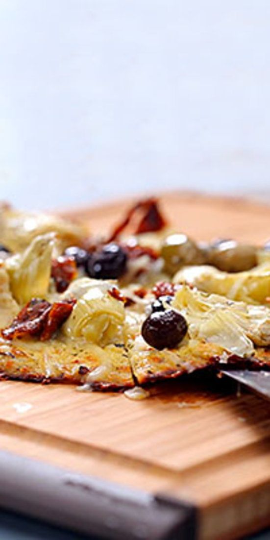 Try This Easy Cauliflower Pizza Crust Recipe