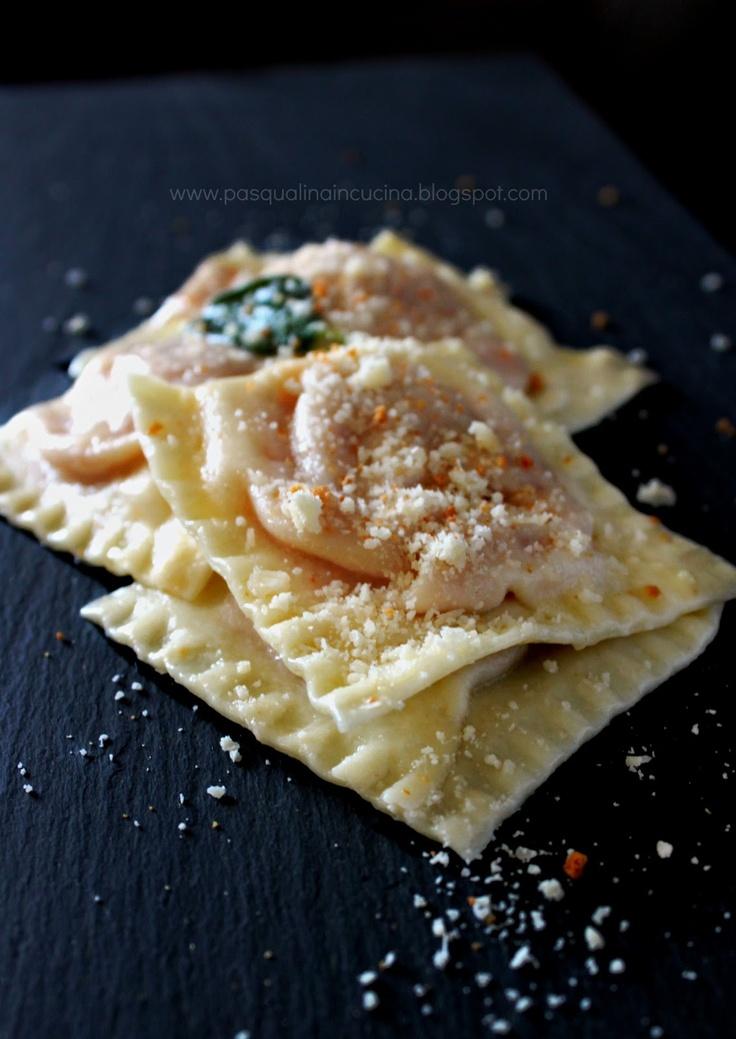 Pasqualina in cucina: tortelli di zucca