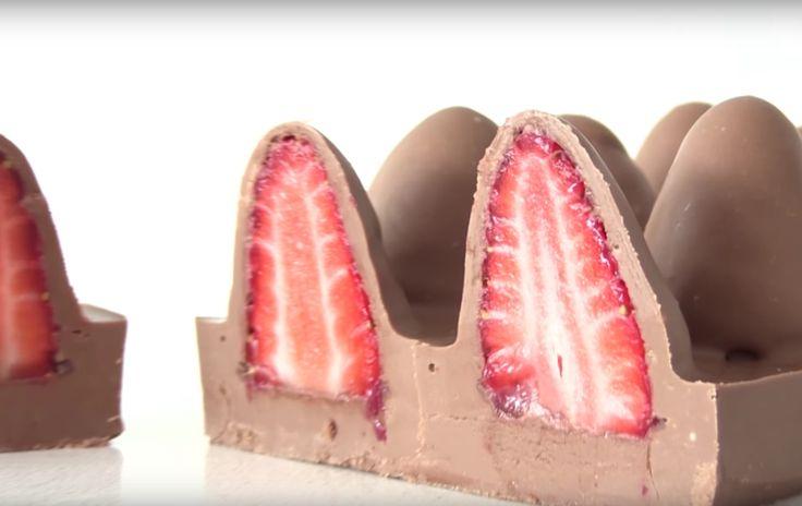 Strawberry-chocolat