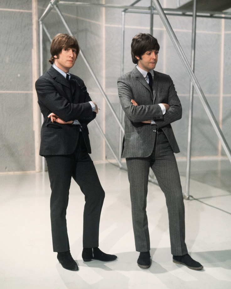 Paul McCartney & John Lennon