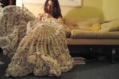Crocheting Using Plastic Bags : crochet - used plastic carrier bags
