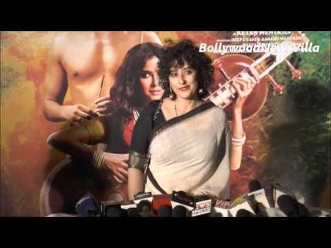 Manisha Koirala at the premiere of the movie RANG RAISYA.