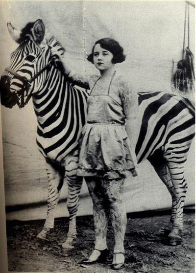 circus gal