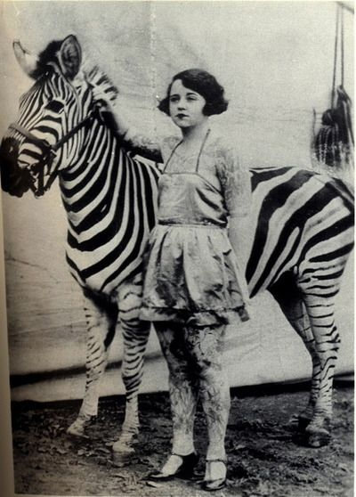 I always seem to think of Emily Dickinson when I think of vintage circus.  One of her Lovers she believed was one of the, clowns(?) I believe, but she couldn't muster up the courage to leave and visit the circus herself to verify.  At least, that's what I read....