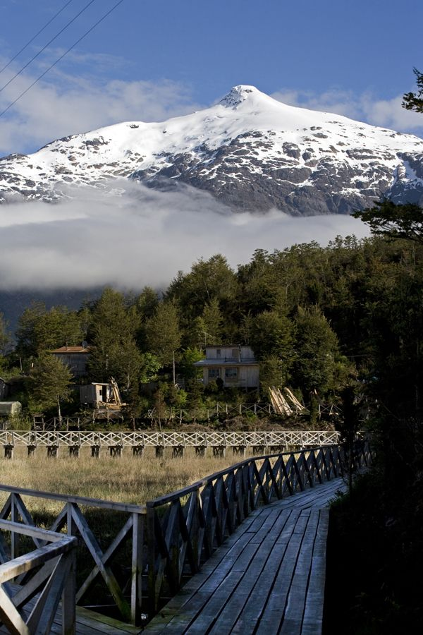 Patagonian Chile via newworldreview.com