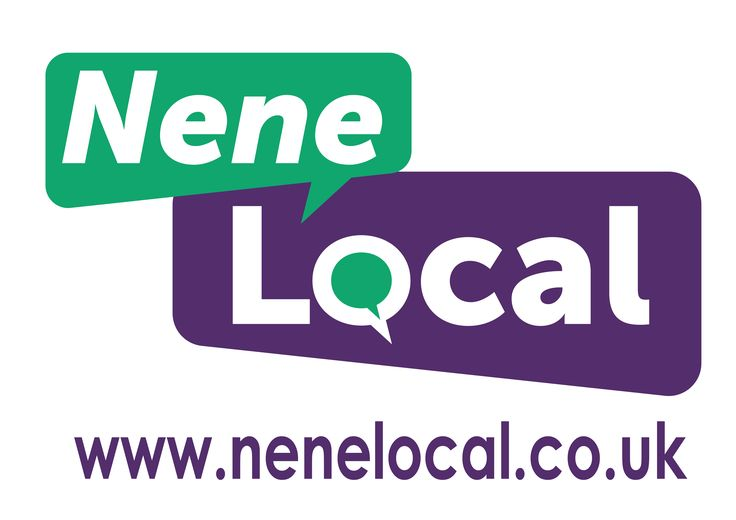 Logo for my local magazine - covering the Nene Valley from Northampton to Peterborough and all along the River Nene