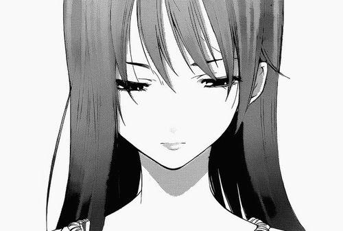 Sad Girl, Hair