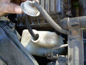 How to Flush Your Car's Radiator: Refill the Radiator - Radiator Flush Complete!