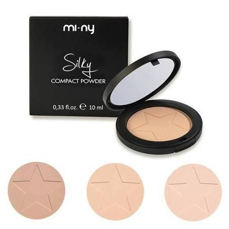 SILKY COMPACT POWDER. http://www.minycosmetics.com/dettaglio_prodotto_lipstick.php?idprodotto=1167 #makeup #silky #powder #maquillaje #cosmetic #beauty #miny #minycometics #glam