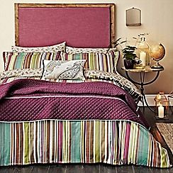 Bedeck 1951 - Multicoloured 'Ila' bed linen