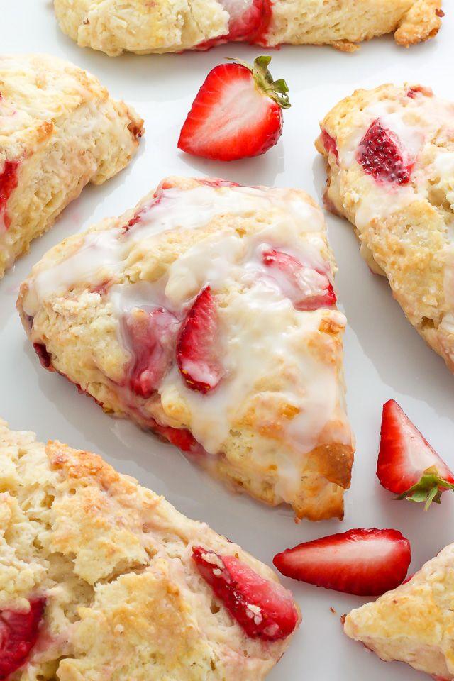 1000+ ideas about Strawberry Scones on Pinterest | Scones, Scone ...