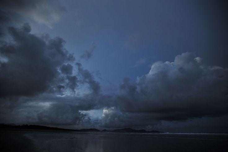 hyuga beach sky 8928 — Miyazaki Sunset #fotografia #nuvole #cielo #stile #giappone #surf