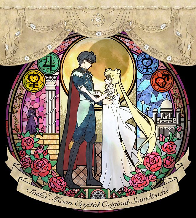 Sailor Moon Crystal Original Soundtrack! Buy here http://www.moonkitty.net/where-to-buy-sailor-moon-crystal-music-reviews.php #SailorMoonCrystal #SailorMoon
