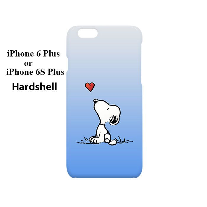 Snoopy iPhone 6/6s Plus Case
