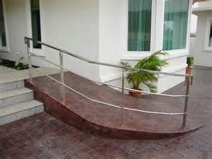 about Wheelchair Ramp on Pinterest | Threshold Ramps, Handicap Ramps ...