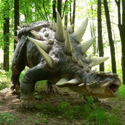 DinoPark Vyškov - výlet pro celou rodinu