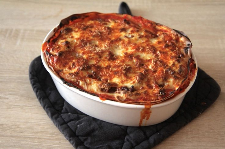 Recept na lasagne bolognese   To mi chutná