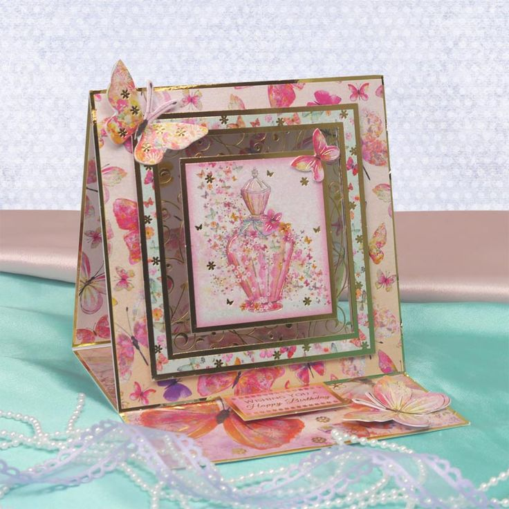 Fluttering Pearl Page 2   Hunkydory Crafts