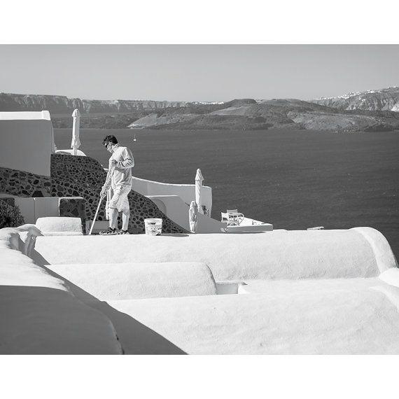 """""""Whitewashing, Santorini"""""""