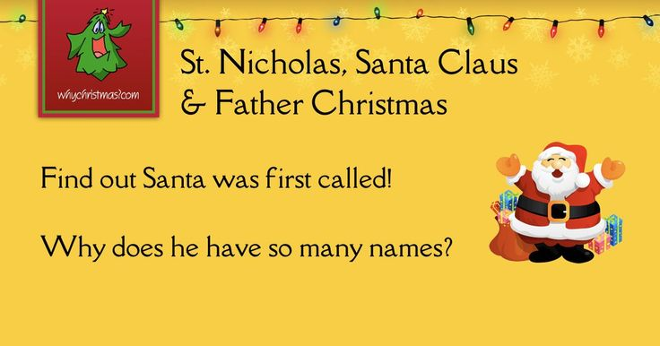 The Story of St. Nicholas and how he became the traditional Santa Claus and Father Christmas. His history, connections to Coca-Cola and Harper's Weekly and what he does now!