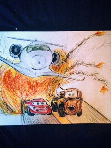 Disney cars 'Lightning McQueen'