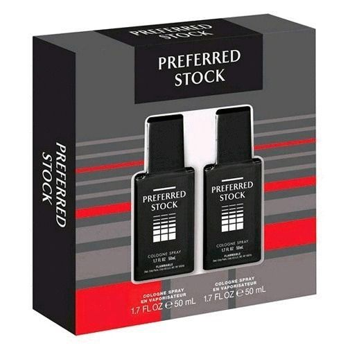 Preferred Stock Cologne by Coty 2 Piece Gift Set for Men NEW IN BOX #Coty