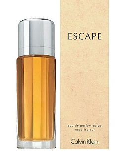 """Escape for Women - This is my weakness.  Whenever my wife wears this...damn.  Everyone has that 1 scent that just """"does it"""" to you...this is mine.  Calvin Klein forever gets props for this one...wow."""