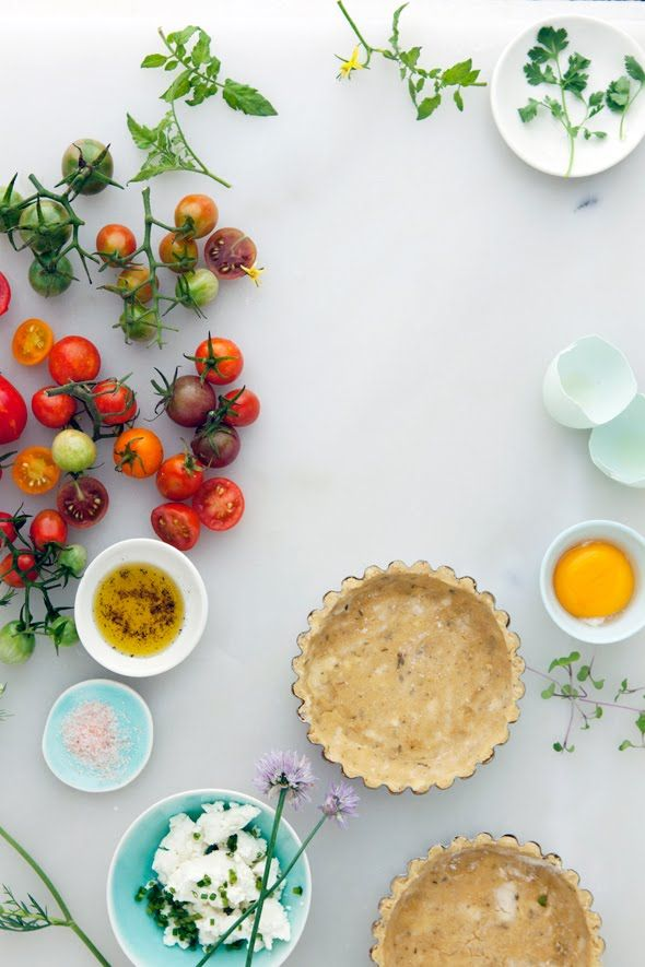 Simple suppers for Coastal Living magazine :: Cannelle et Vanille