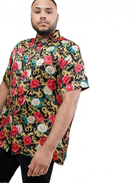 81f4ae84f7f Printed Shirt