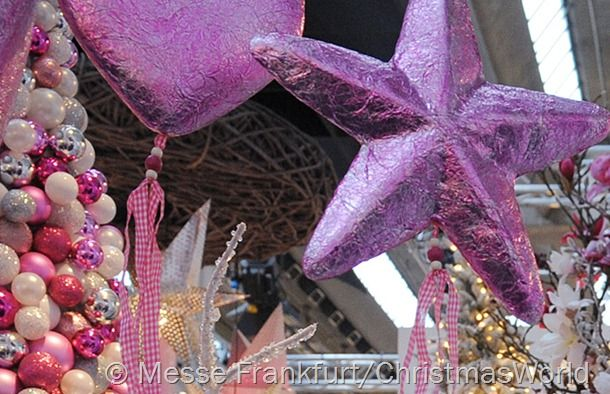 In the Pink Winter Wonderland Color Scheme: Metallic pinks, frosty purple-pinks and candy pinks mixed with pearl, snow whites, icy silvers and a hint or two of gold.: Color Schemes, Holidays Color, Wonderland Color