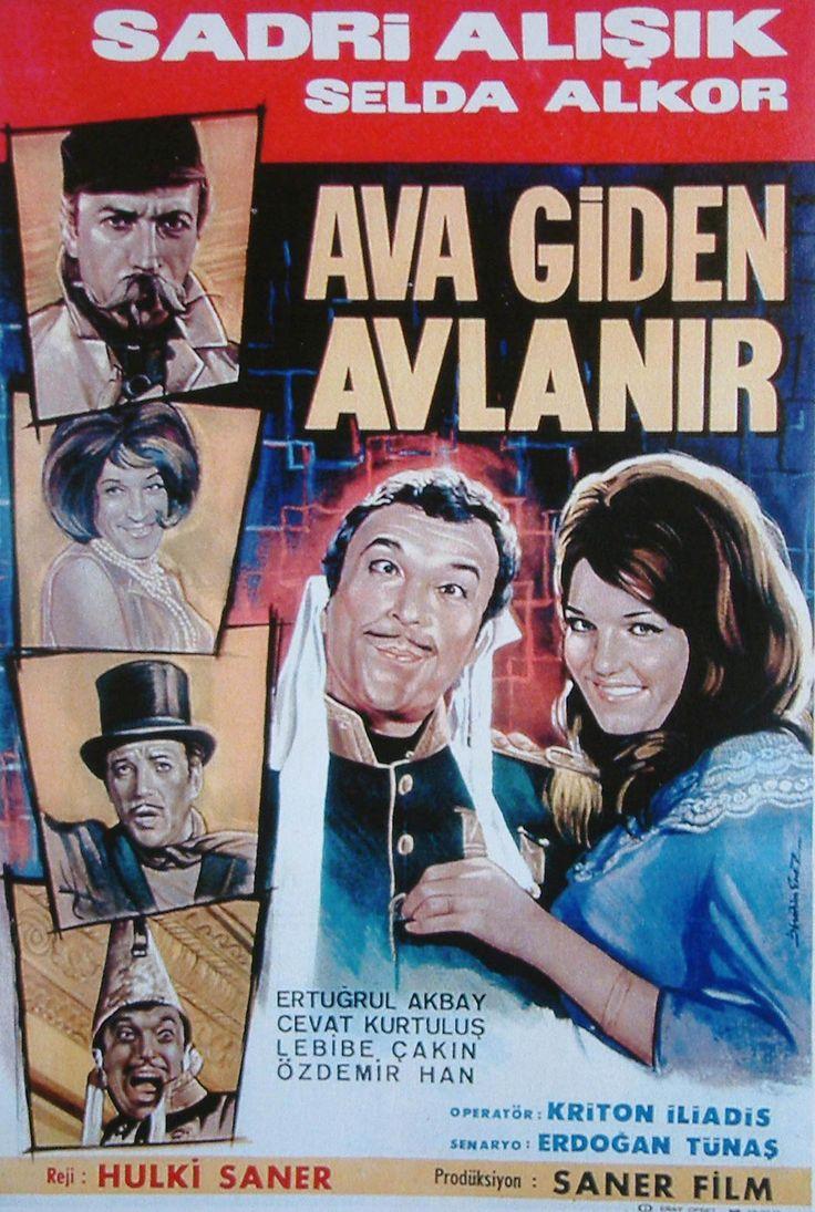 Ava Giden Avlanır (1965)