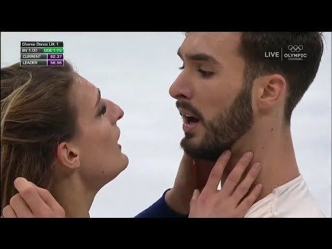 "(2) ""Magical Free Dance"" by Gabriella PAPADAKIS / Guillaume CIZERON at 2018 European Champs - YouTube"