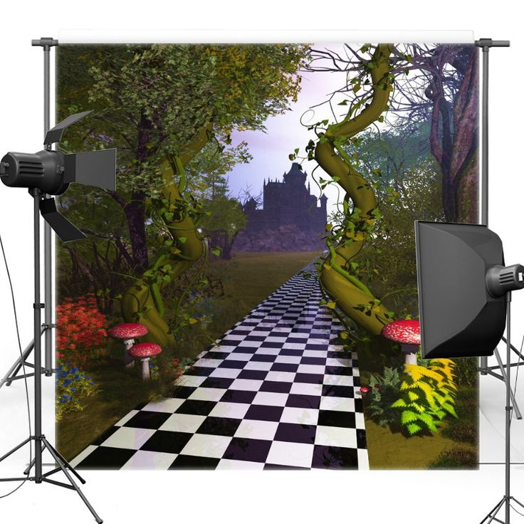 Sale US $10.00  MEHOFOTO Vinyl Backdrop Alice in Wonderland Castle Mushroom Forest New Fabric Flannel Photography Background Photo studio F1754  #MEHOFOTO #Vinyl #Backdrop #Alice #Wonderland #Castle #Mushroom #Forest #Fabric #Flannel #Photography #Background #Photo #studio  #Online
